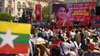 Indonesia Desak Semua Pihak Di Myanmar Menahan Diri