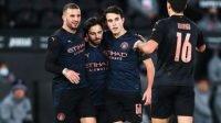 Menang Mudah Lawan Swansea City, Manchester City Melangkah ke Perempat Final Piala FA