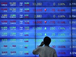 Saham Asia Sentuh Level Tertinggi Sepanjang Masa di Awal Perdagangan