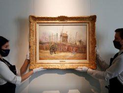 Lukisan Karya Van Gogh Ditampilkan di Hadapan Publik untuk Pertama Kalinya