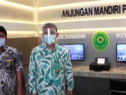 Pengadilan Tinggi Surabaya Operasikan Pelayanan Satu Pintu
