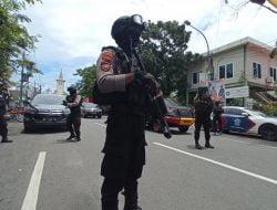 Polisi Selidiki Pelaku dan Motif Aksi Bom Bunuh Diri di Gereja Katedral Makassar