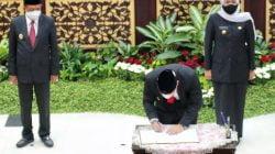Gubernur Khofifah Ingatkan Urgensi Kolaborasi Pemkot Surabaya-Pemprov Jatim