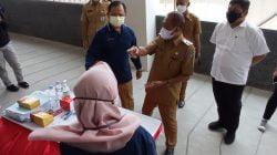 Wawali Kota Surabaya Sidak Vaksinasi Lansia