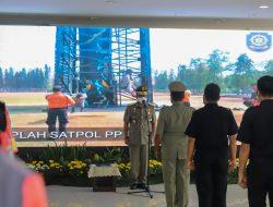 Linmas-Satpol PP Surabaya Siap Tingkatkan Layanan untuk Masyarakat
