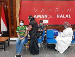 KONI Jatim Vaksinasi 700 Atlet yang Diproyeksikan ke PON Papua