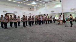 Pejabat Utama Dan Kapolsek Jajaran Polrestabes Surabaya