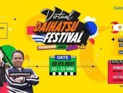 Nikmati Gratis Biaya Admin Hingga Ekstra Cashback di Virtual Daihatsu Festival