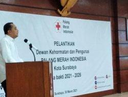 Eri Cahyadi: Kebacut Kalau PMI dan Pemkot Surabaya Tak Bersinergi