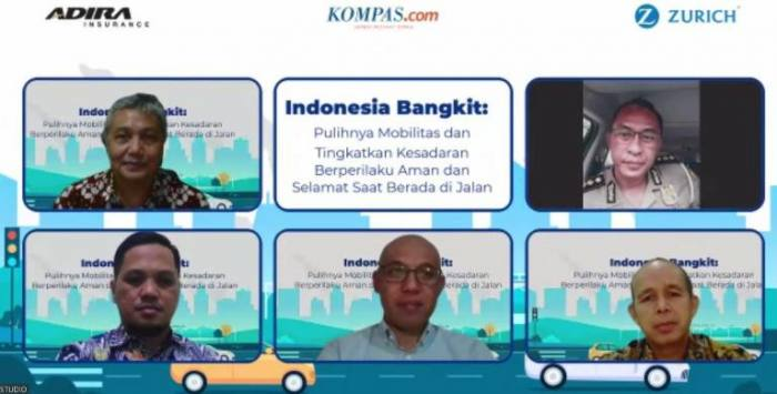 Adira Insurance Petakan Profil Perilaku Berkendara Masyarakat Indonesia, Hasilnya Indeks Keselamatan Berkendara di Indonesia 76%