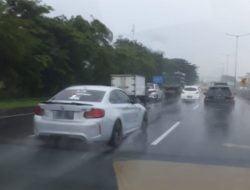 Suara Surabaya Terima Sejumlah Laporan Kebut-kebutan Konvoi BMW di Jalan Tol