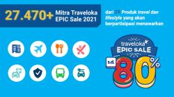 Traveloka Epic Sale