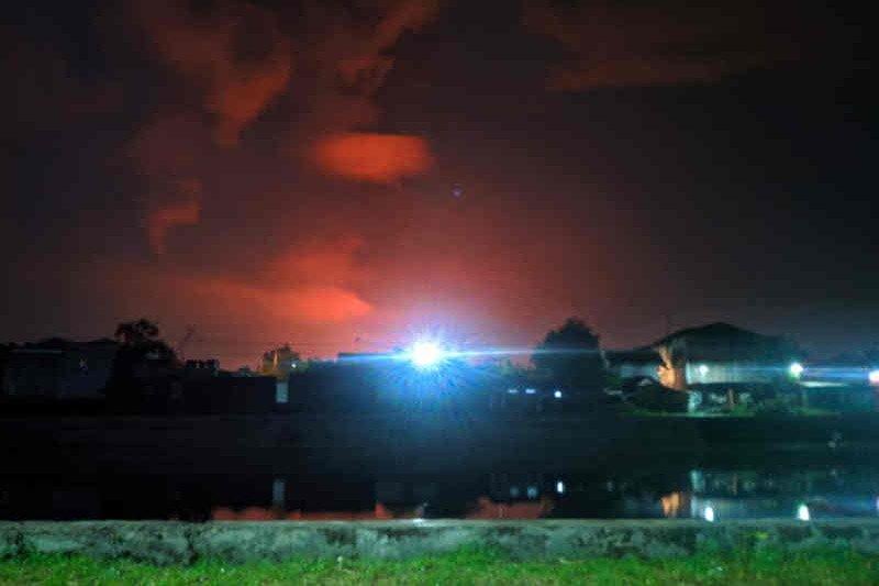 Kebakaran di Kilang Balongan Tidak Dipengaruhi Petir