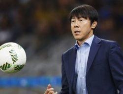 Shin Tae-yong Pelatih Kepala Timnas Sepakbola Indonesia Positif Covid-19