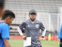 PSSI Terus Pantau Kondisi Shin Tae-yong yang Positif Covid-19