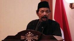KH Agus Sunyoto Ketua Lesbumi PBNU Meninggal Dunia