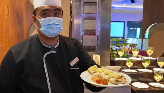 Serunya Berbuka Puasa 'Ditemani' Omm Ali di Best Western Papilio Hotel