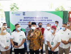 BPJS Beri Bantuan Beras untuk Buruh