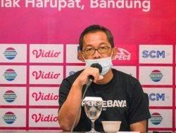 Kalah dari Persib Bandung, Aji Santoso Puji Etos Kerja Pemain Persebaya Surabaya