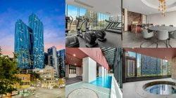 Apartemen di Melbourne