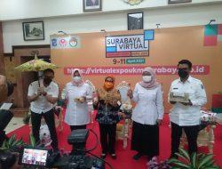 Bangkitkan Ekonomi Kota, Pemkot Akan Gelar Surabaya Virtual Expo 2021
