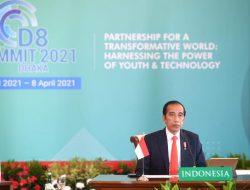 Jokowi Dorong Tiga Hal Ini pada KTT ke-10 D-8
