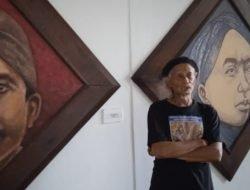 Mengintip Rencana Pameran Lukisan Karya Yayak Yatmaka