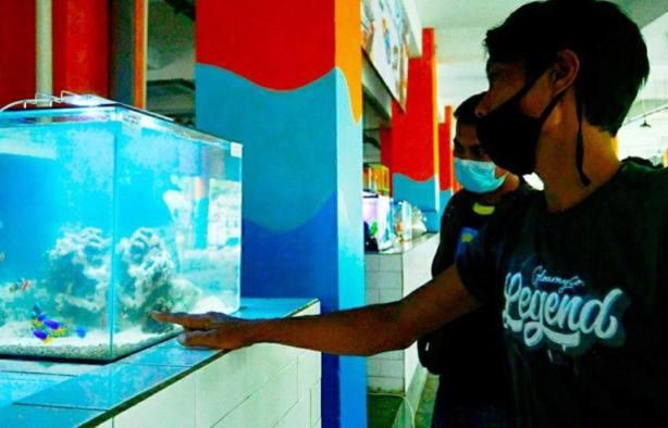 Pecah Kerumunan di Gunungsari, Pemkot Surabaya Hadirkan Pasar Ikan Hias di SIB