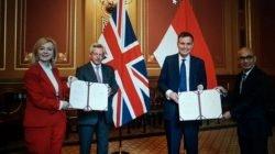 Indonesia dan Inggris Sepakati MoU Tingkatkan Perdagangan Bilateral