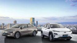 Mobil Listrik Hyundai KONA dan IONIQ Electric Hadir di Surabaya