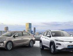 Mobil Listrik Hyundai KONA dan IONIQ Electric Hadir di Dealer Surabaya