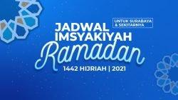 Jadwal Imsyakiyah Ramadan 1442 Hijriah