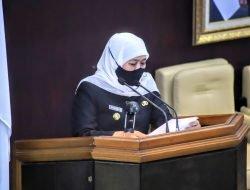 Khofifah Pastikan Stok Pangan Jatim Aman Hadapi Ramadhan 2021