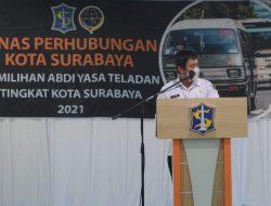 Pemilihan Abdi Yasa Teladan 2021 di Surabaya, Tingkatkan Kualitas Para Pengemudi