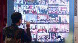 Jokowi Minta Kepala Daerah Perbanyak Program Padat Karya untuk Buka Lapangan Kerja