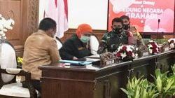 Gubernur Jatim Menuju Malang untuk Meninjau Lokasi Terdampak Gempa