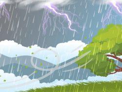 Waspadai Potensi Cuaca Ekstrem di Indonesia 3-9 April 2021