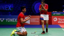 17 Pemain Indonesia akan Turun di Singapore Open 2021