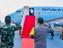 Jokowi Presiden ke NTT Pastikan Penanganan Bencana Berjalan Baik