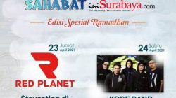 Agenda Sapa Sahabat #24: Blak-Blakan Single Baru Kobe Band Setelah 10 Tahun Vakum dan Staycation di Red Planet