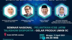 Digital Entrepreneur Exportir: UMKM Jawa Timur Buka Peluang Tembus Pasar Dunia