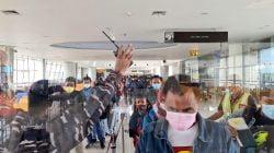 WNI Pulang, Petugas KKP Fokus Tangani Penumpang di Terminal 1