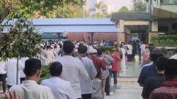 Salat Idulfitri di Masjid Agung Sunda Kelapa Berlangsung Khidmat dan Tertib Prokes