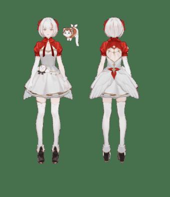 Inilah Aozora Kurumi, Virtual Idol Pertama airasia