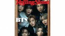 BTS Jadi Musisi Asia Pertama yang Tampil di Sampul Rolling Stone