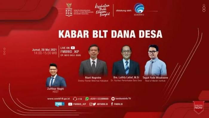 BLT Dana Desa Berdampak Besar Pada Pemulihan Ekonomi Desa Jakarta, Begini Faktanya