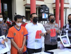 Ancam Sebar Video Telanjang Korban, Polisi Surabaya Berhasil Ungkap Pelaku TPPO
