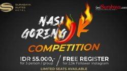 Jangan Ngaku Arek Suroboyo Jika Masih Ragu Ikutan 'Nasi Goreng Jk Competition'