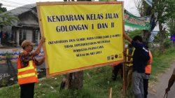 Kendaraan Besar Dilarang Melintasi Jembatan Ploso Lama di Jombang, Ini Jalur Alternatifnya