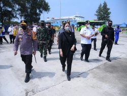 Ketua DPR Lihat Soliditas Petugas dalam Penyekatan Arus Mudik
